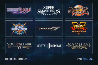 EVO 2019 Lineup - Super Smash Bros Melee Absent