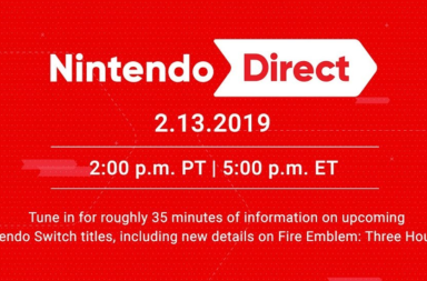 Nintendo Direct February 2019 - News & How To Watch