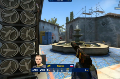 flamie Gets 2 Pistol Round ACEs Against FaZe - CS:GO Major Record!