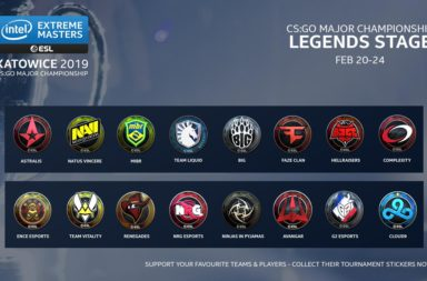 IEM Katowice 2019 New Legends Stage Teams - Who Qualified?