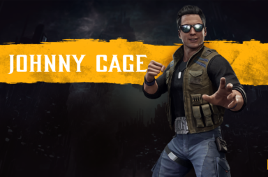 Johnny Cage Confirmed for Mortal Kombat 11