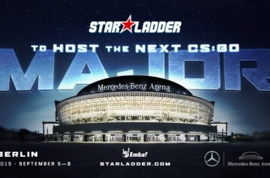 StarLadder Berlin Confirmed as Second CS:GO Major of 2019
