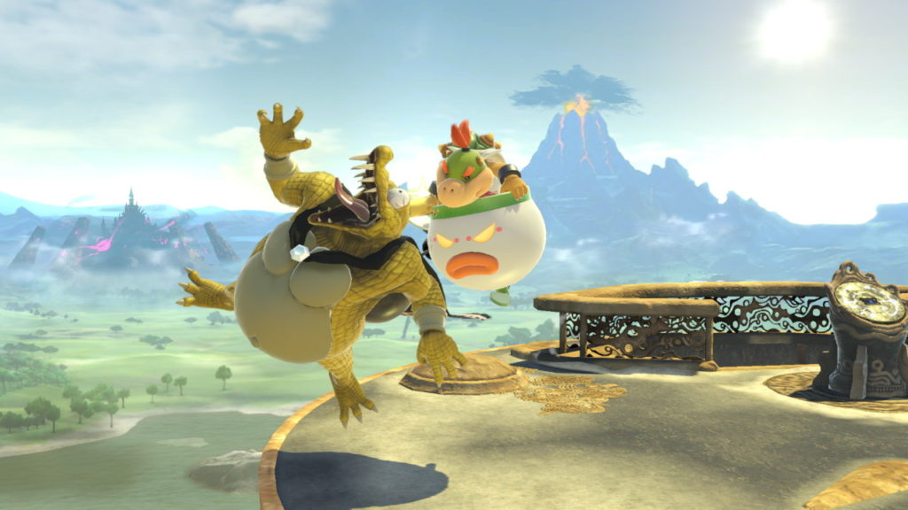 Worst Super Smash Bros Ultimate Characters to Play - Bowser Jr.