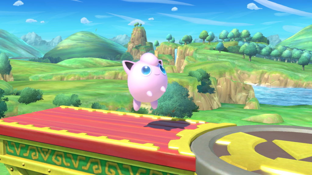 Worst Super Smash Bros Ultimate Characters to Play - Jigglypuff