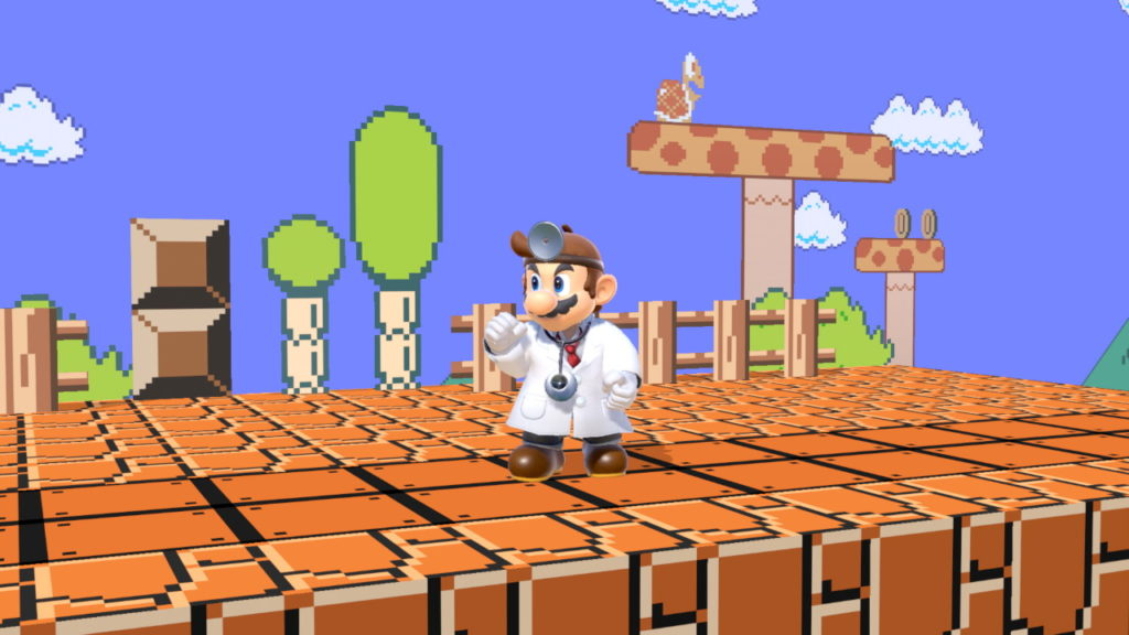 Worst Super Smash Bros Ultimate Characters to Play - Dr Mario