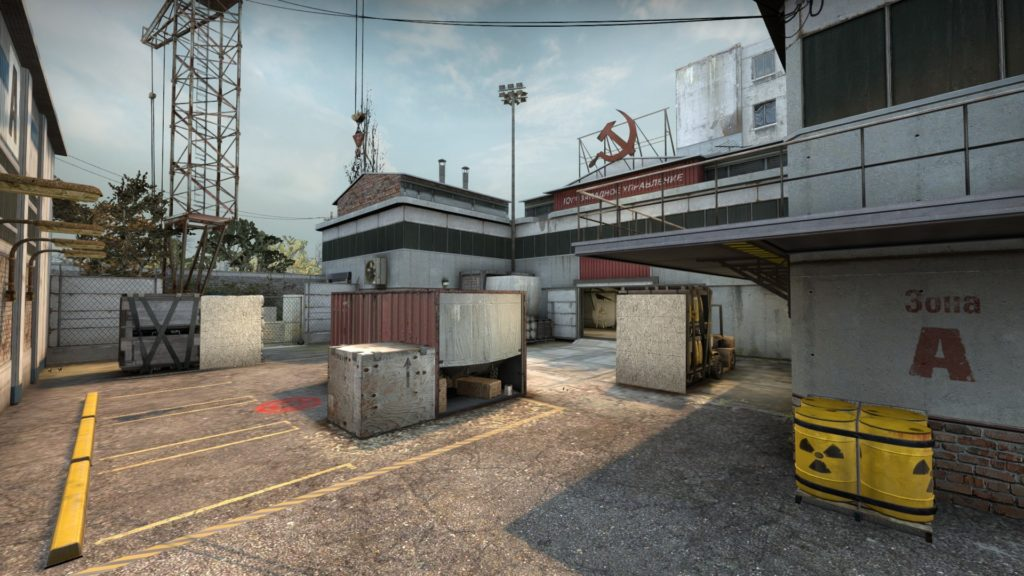Best CS:GO Maps - Cache