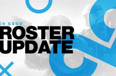 Cloud9 Roster Changes - Flusha Leaves, Golden Returns