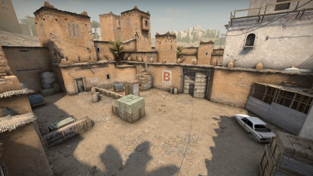 Best CS:GO Maps - Dust II
