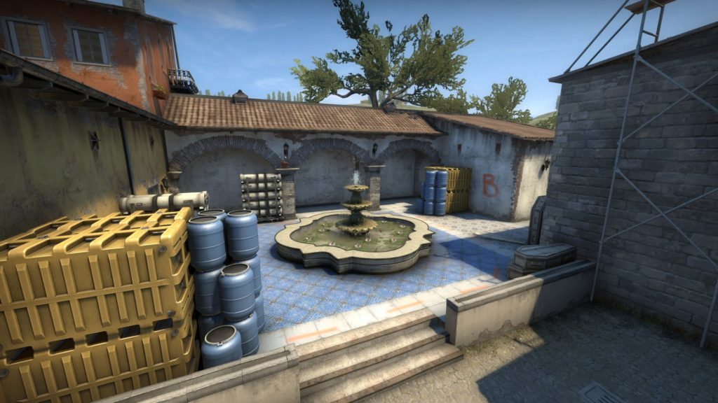 Best CS:GO Maps - Inferno