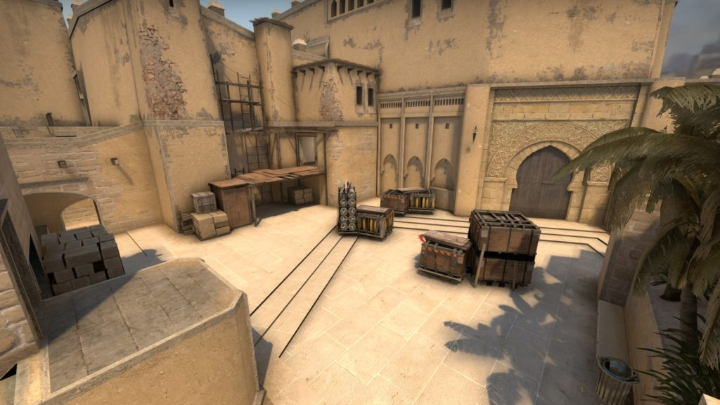 Best CS:GO Maps - Mirage