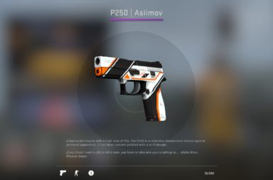 Top 5 Best P250 Skins in CS:GO