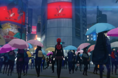 Persona 5 R: The Royal Announced with Female Protagonist