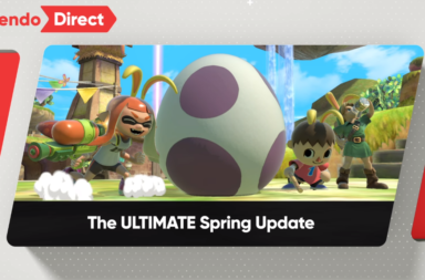 5 Things We Want in the Smash Bros Ultimate Spring Update