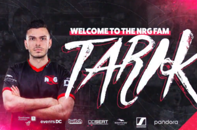 tarik Joins NRG - New NRG CS:GO Roster