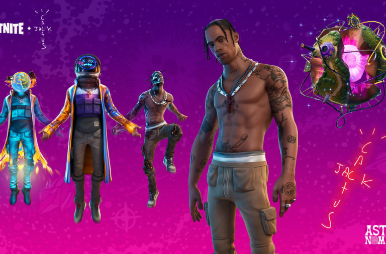 when is travis scott coming back to fortnite